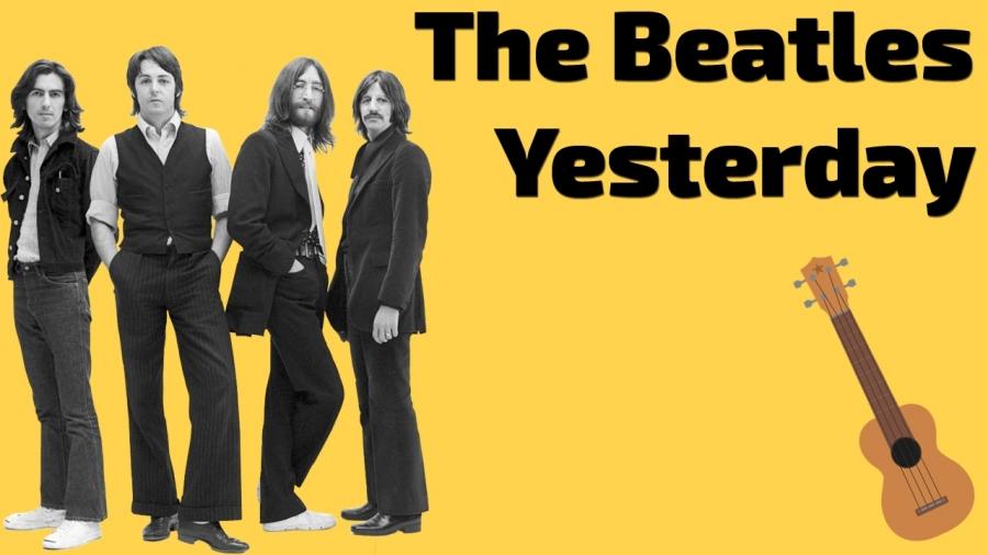 Резултат с изображение за сингъла Yesterday